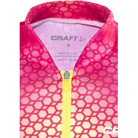 Craft Velo Graphic Jersey Women P Optic Push
